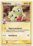Carte Pokémon - Embrylex 50PV - Pokemon