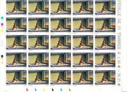 Edward Hopper Auto-collant Réservé Aux Professionnels - Briefmarken