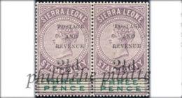 -Sierra Leone   45b+c* Se Tenant - Sierra Leona (1961-...)