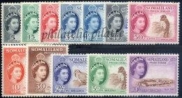 -Somaliland 120/30** - Somaliland (Herrschaft ...-1959)
