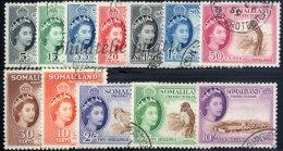 -Somaliland 120/30 Obl - Somaliland (Protectorate ...-1959)