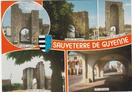 CP SAUVETTERE DE GUYENNE 33 GIRONDE MULTIVUES - Andere Gemeenten
