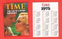 Petit Calendrier , Couverture Du TIME 1975 - Kalenders