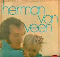 * LP *  HERMAN VAN VEEN - VOOR EEN VERRE PRINSES (Holland 1970) - Vinyl-Schallplatten