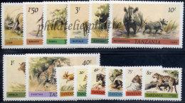 -Tanzanie  163/76** - Tanzanie (1964-...)