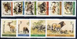 -Tanzanie Service 27/36** - Tanzanie (1964-...)