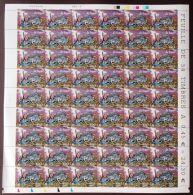 FRANCE 2004  FEUILLE COMPLETE DE 54 TIMBRES LE LAPIN  N°3662  ** - Feuilles Complètes