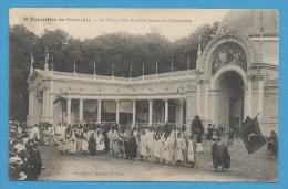 Le Mans  Exposition De 1911 Le Village Noir  Dans Les Jardins De L'exposition    EDT   Bouveret - Le Mans