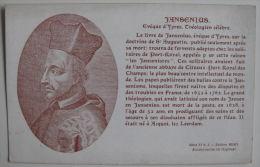 Jansenius, Evêque D´Ypres - Amidon Remy Série XI-2, Amidonnerie De Wygmael - Histoire