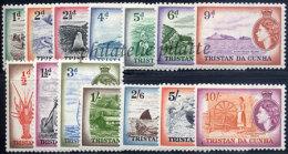-Tristan Da Cunha   14/27** - Tristan Da Cunha