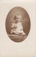CP PHOTO RENE MEUNIER ENFANT - ANONYME - Persone Identificate