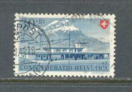 1947 SWITZERLAND PRO PATRIA MICHEL: 483 USED - Gebraucht
