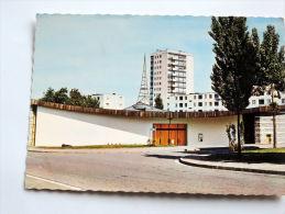 Carte Postale Ancienne : MOURENX : L´Eglise En 1972 - Autres Communes