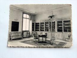 Carte Postale Ancienne : Ecole Du Service De Santé Militaire LYON : Salle D' Honneur Et Bibliothèque - Altri
