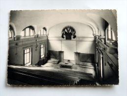 Carte Postale Ancienne : Ecole Du Service De Santé Militaire LYON : Grand Amphithéatre - Altri