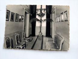 Carte Postale Ancienne : Ecole Du Service De Santé Militaire LYON : Hall D'entrée Du Bureau Du Directeur - Altri