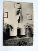 Carte Postale Ancienne : Ecole Du Service De Santé Militaire LYON : Drapeau De L'Ecole - Altri