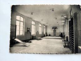 Carte Postale Ancienne : Ecole Du Service De Santé Militaire LYON : Salle D'Education Physique - Altri