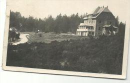 J : Haut  Rhin :  Hotel Du  Lac   1937  Orbey - Orbey