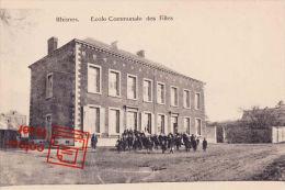 RHISNES - Ecole Communale Des Filles - La Bruyère