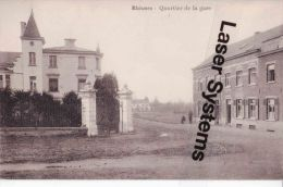 RHISNES - Quartier De La Gare - La Bruyère