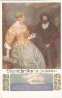 Richard Wagner Der Fliegende Holländer Segelschiff Color  Printed In Austria B.K.W. I. 438-2 - Opéra