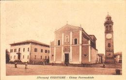 CODIFIUME (ferrara) - La Chiesa, Viagg. 1931, F.p.- Nov-18-21 - Ferrara