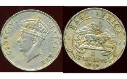 AFRIQUE De L'EST 1 Shilling 1948 ( British Colony ) ANM - Colonie Britannique