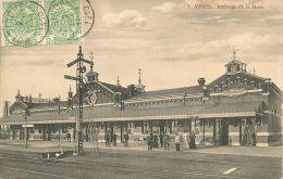 Ieper-Ypres-Intérieur De La Gare. - Ieper