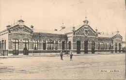 Ieper-Ypres- La Gare. - Ieper
