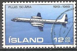 ICELAND #STAMPS FROM YEAR 1969 - 1944-... Republik