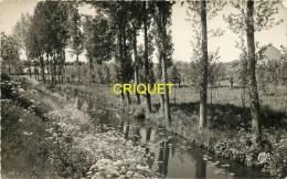 Cpsm 79 Bressuire, Les Bords Du Dolo, Carte Pas Courante - Bressuire
