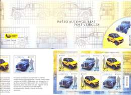2013. Europs 2013, Booklet, Mint/** - Lithuania