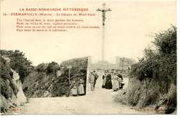 FERMANVILLE - Le Calvaire Du Mont-Varin - - Frankreich