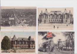 13 / 11 / 298   -  LOT  DE  18  CPA  DE  LILLE - AVEC SCANS - 5 - 99 Postcards