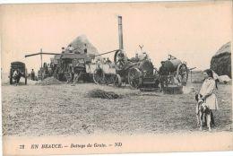 Carte Postale Ancienne De : LA BEAUCE - Francia