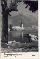 Weihnachtliches GMUNDEN - Schloß Orth    1952 - Gmunden