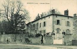 42 RENAISON   L'Ancien Château - Autres Communes
