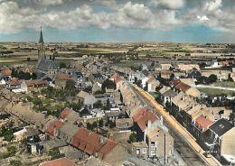 Nord  -gd Format -ref L750- Vue Aerienne -meteren -vue Panoramique   - Carte Bon Etat  - - France
