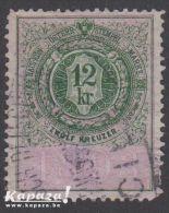 1893 - ÖSTERREICH - Steuer/Fiscal - Fiscaux