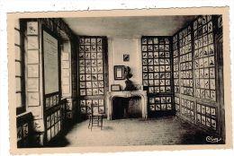 MONTBARD/21/Cabinet De Travail De Buffon/CPSM/Réf:1822 - Montbard