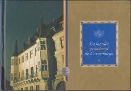Luxembourg Luxemburgo - La Familia Granducal De Luxemburgo - Diccionarios, Enciclopedias