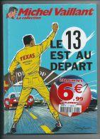 Michel Vaillant  édition Gratton 2010 Neuf Sous Film D´origine/No 5: Le 13 Est Au Départ - Michel Vaillant