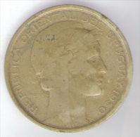 URUGUAY 10 CENTESIMOS 1930 - Uruguay