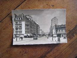 RENNES  Place De La Gare Et Avenue J JANVIER - Rennes
