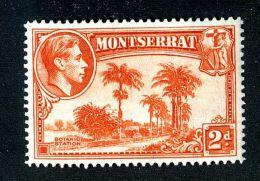 396) Montserrat  SG#104a  Mint* Offers Welcome - Montserrat
