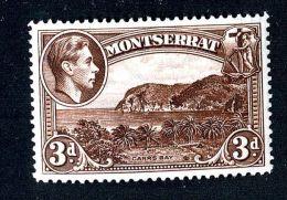 398) Montserrat  SG#106a  Mint* Offers Welcome - Montserrat