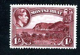400) Montserrat  SG#108a  Mint* Offers Welcome - Montserrat
