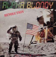 Alpha Blondy 33t. LP *revolution* - Reggae