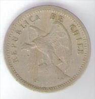 CILE 20 CENTAVOS 1940 - Chile